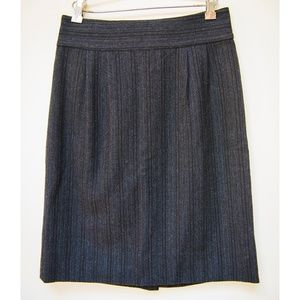Marc By Marc Jacobs grey wool skirt size 8
